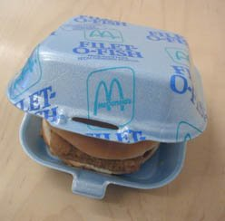 What Year Did Mcdonald S Stop Using Styrofoam Containers For Food