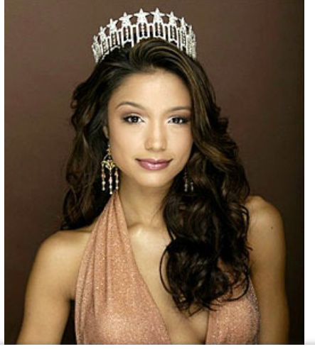 Erika Harold, Miss America (2003), is a former two-time Republican candidate for the 13th Congressional District seat in the State of Illinois. She didn't win, but she keeps trying, and, by God, I hope she never stops.