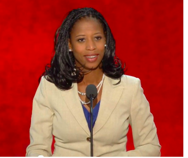 Mia Love, former mayor of Saratoga Springs, Utah, GOP nominee for the United States House of Representatives in Utah's 4th congressional district, though narrowly lost, has pledged to run again in 2014.